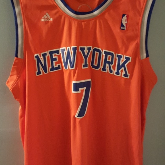 55fe8dd70ce8 adidas Other - Carmelo Anthony New York Knicks adidas jersey